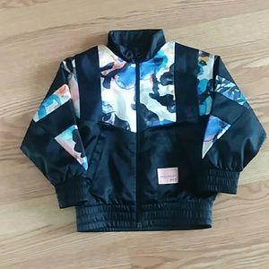 Adidas + equipment jacket
